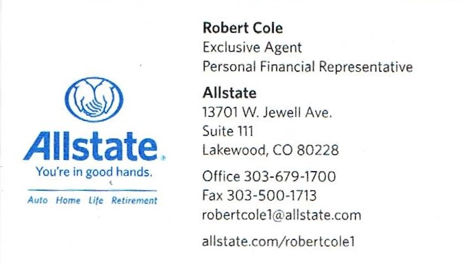 Robert Cole Allstate